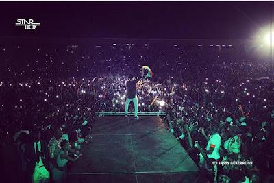 Wizkid Mali concert show