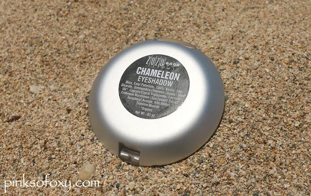 Zuzu Luxe Chameleon Eyeshadow Ingredients