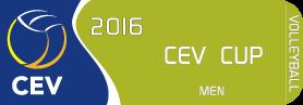 CUPA CEV 2015/2016 (masculin)