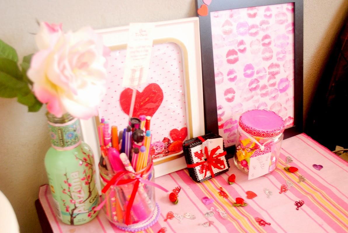 Glam fer sure giy decoraci n regalos de san valentin - Decoracion de san valentin ...