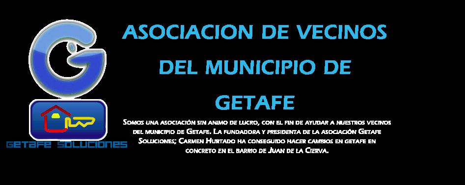 ASOCIACION DE VECINOS GETAFE SOLUCIONES
