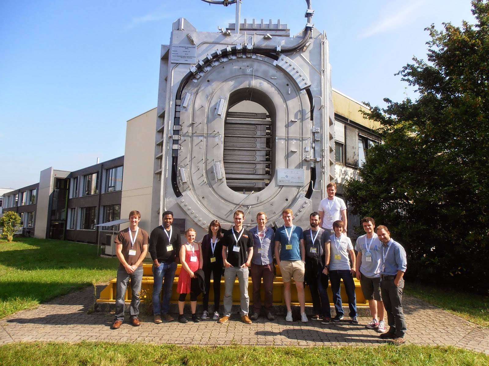 Tokamak Tales KIT Summer School 2014