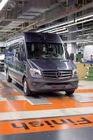 Noul Mercedes-Benz Sprinter