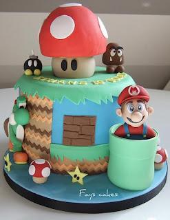 dicas de decoração para bolos