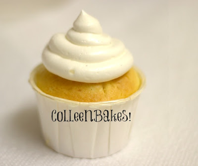 Cupcake, Swiss Meringue Buttercream