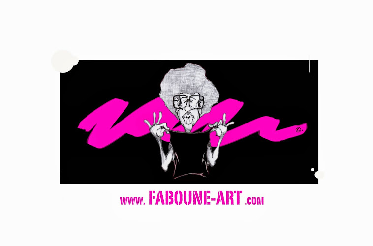 FABOUN'E - ART  WEBSITE