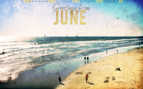June Beach Desktop