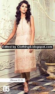 lawn dresses for Eid 2015 and luxury chiffon dresses