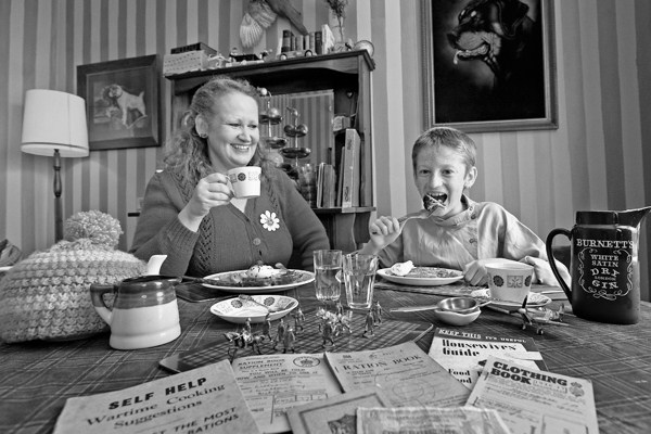 Nellie B's Wartime Rationing: New Zealand's Food Rationing in WWII