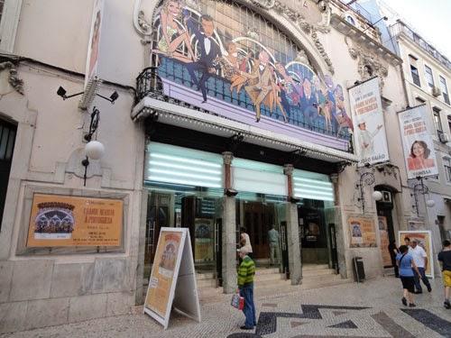 Teatro Politeama, Baixa, Lisbon