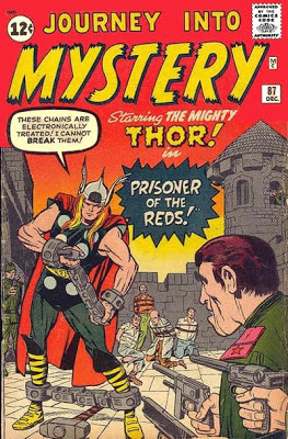 Journey Into Mystery #87, Thor in chains