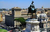 Rím hlavné mesto Talianska
