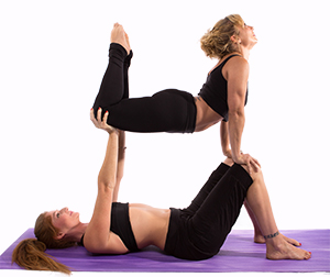 yoga 2 personas