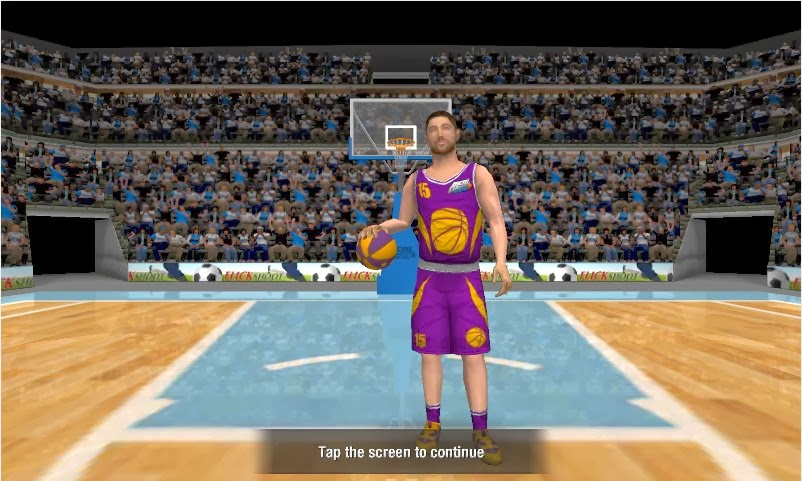 Real Basketball_Android Sports Game