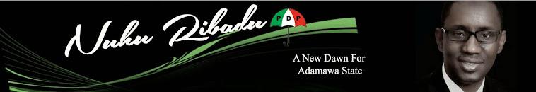 Nuhu Ribadu for Governor Adamawa State