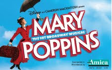 Mary Poppins at the PPAC, RI  Win a family 4 pack Giveaway!