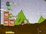 Angry Bird phiêu lưu, chơi game hay online