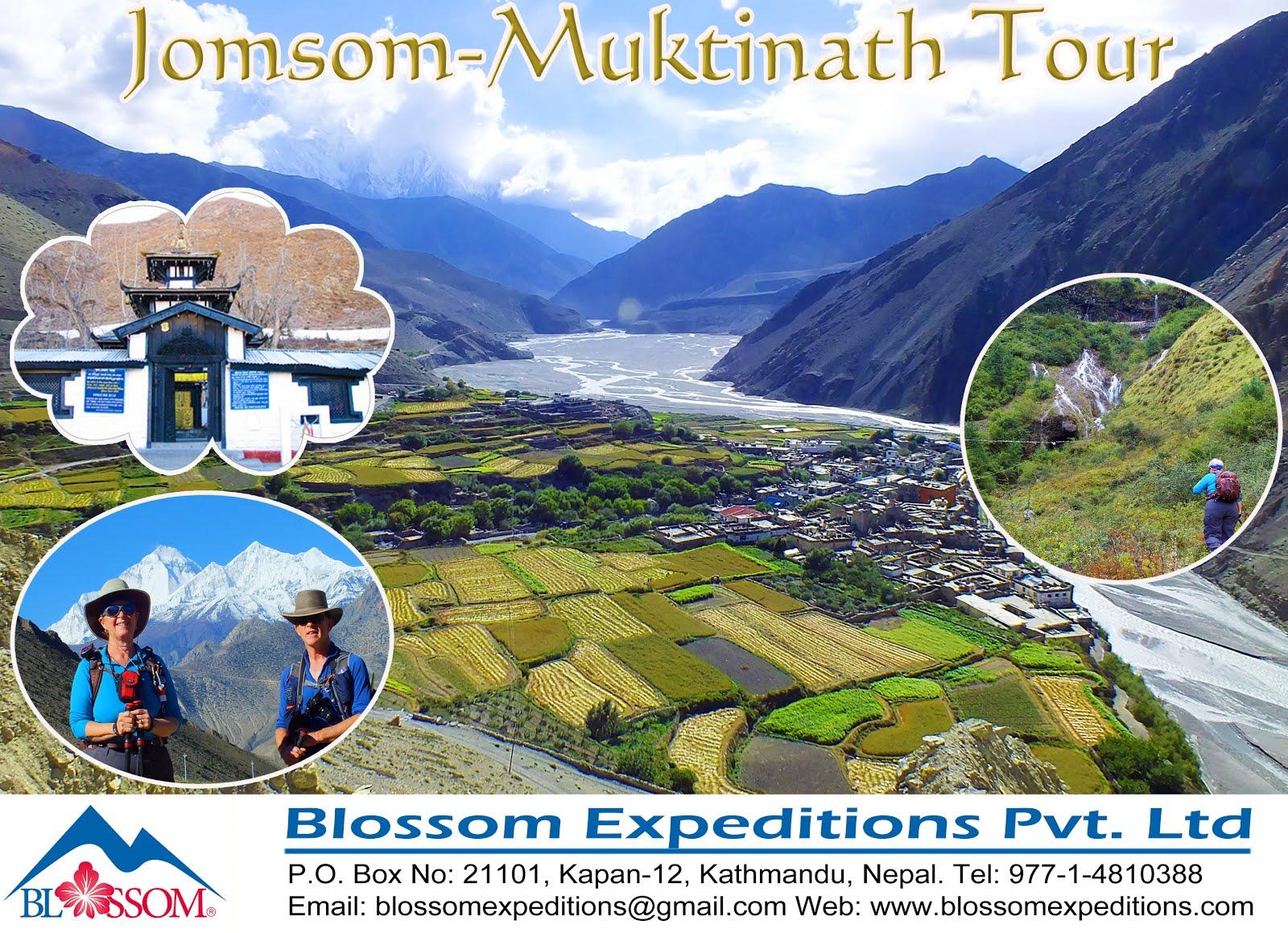 Jomsom-Muktinath Tour