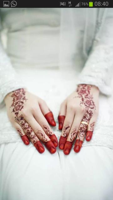 Anne Mahazir Henna