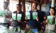 Ghanashyam Nepal's new book 'Vidha Vibhidha' released