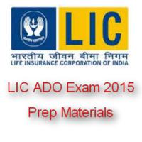 LIC ADO Exam 2015 Prep Materials