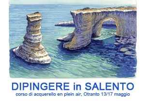 Dipingere in Salento