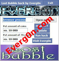 lost bubble hack , lost bubble coins hack , lost bubble facebook credits