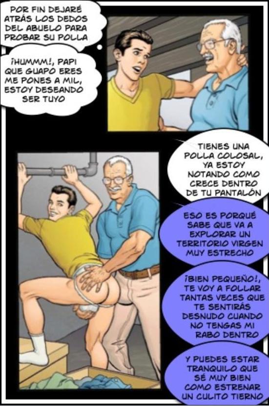 Fotos gay gratis twink y abuelo