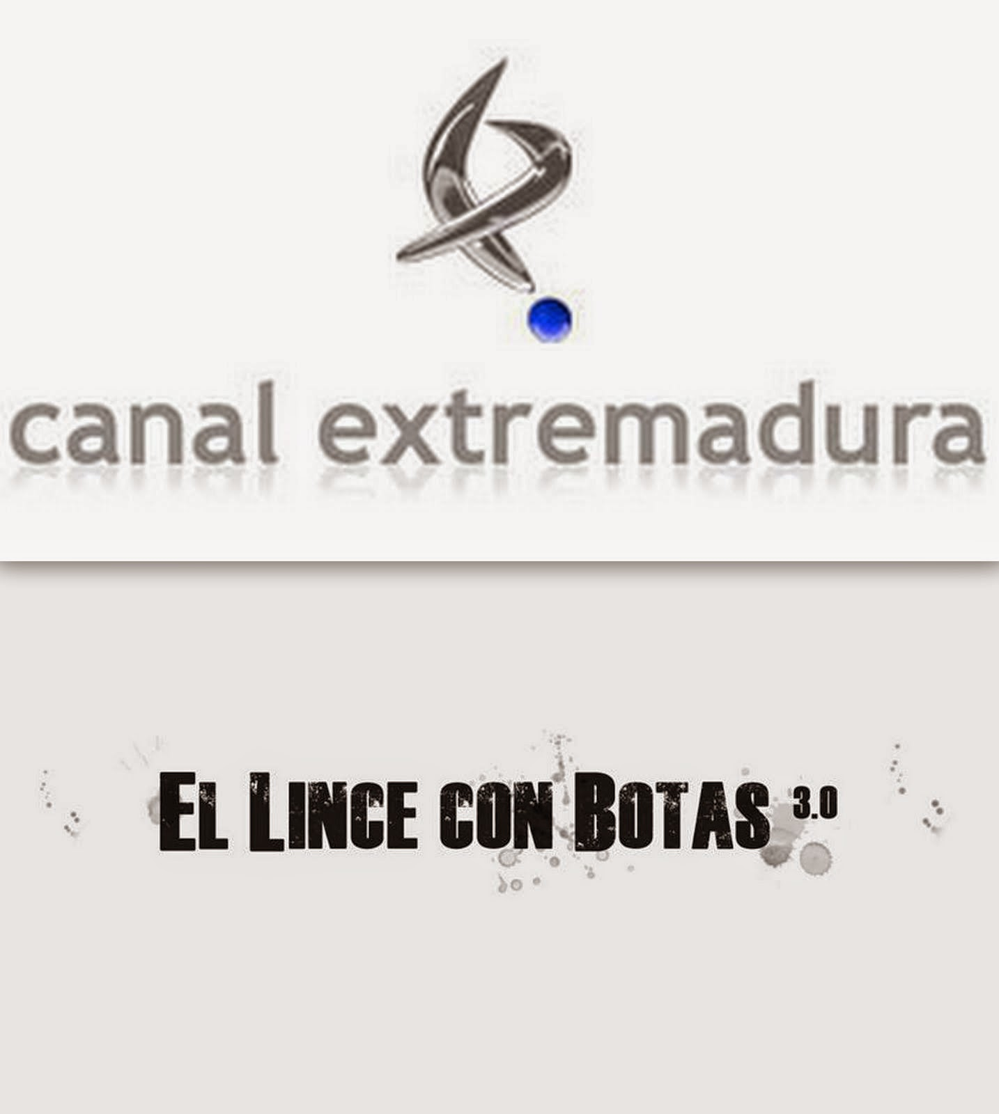Canal Extremadura Televisión: El lince con botas 3.0