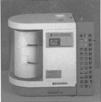 Modelo de termohigrófo.