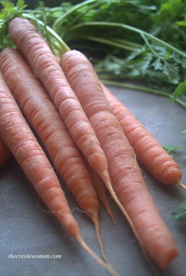Farmbox Direct Carrots | thecreolewoman.com