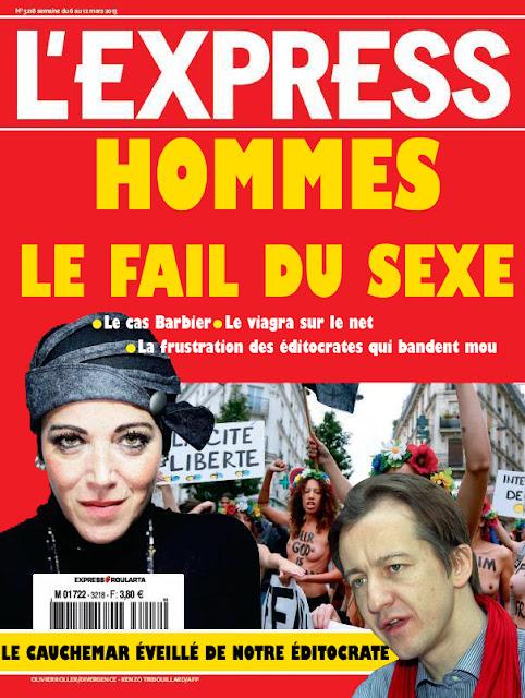 L'Express fake