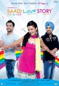 reviews of Saadi Love Story Movie - Diljit and Amrinder