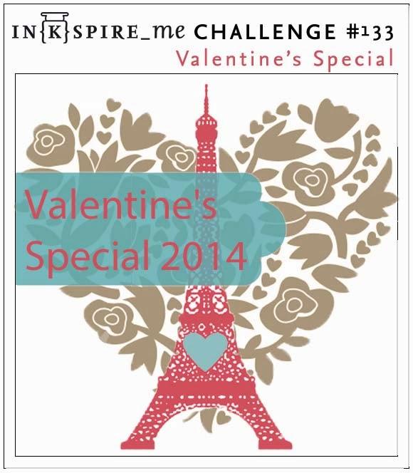 Easel card oder staffeleikarte zum valentinstag in k spireme