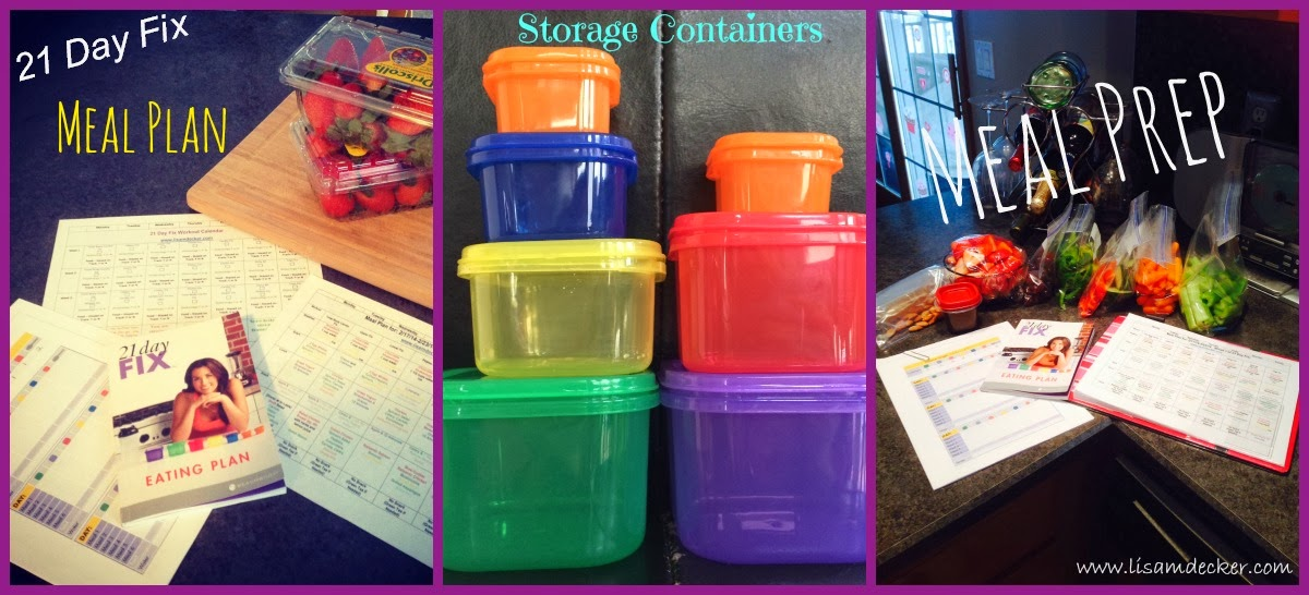21 day fix meal plan and prep, 21 day fix containers