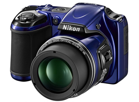Review Kamera Nikon Coolpix L820