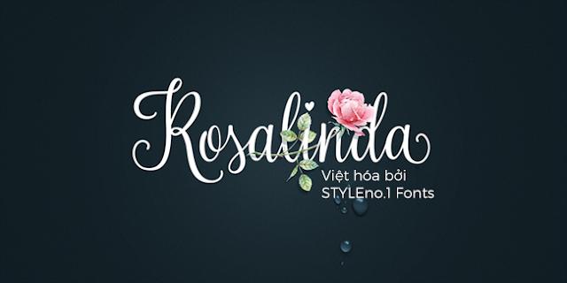 [Script] Rosalinda Việt hóa