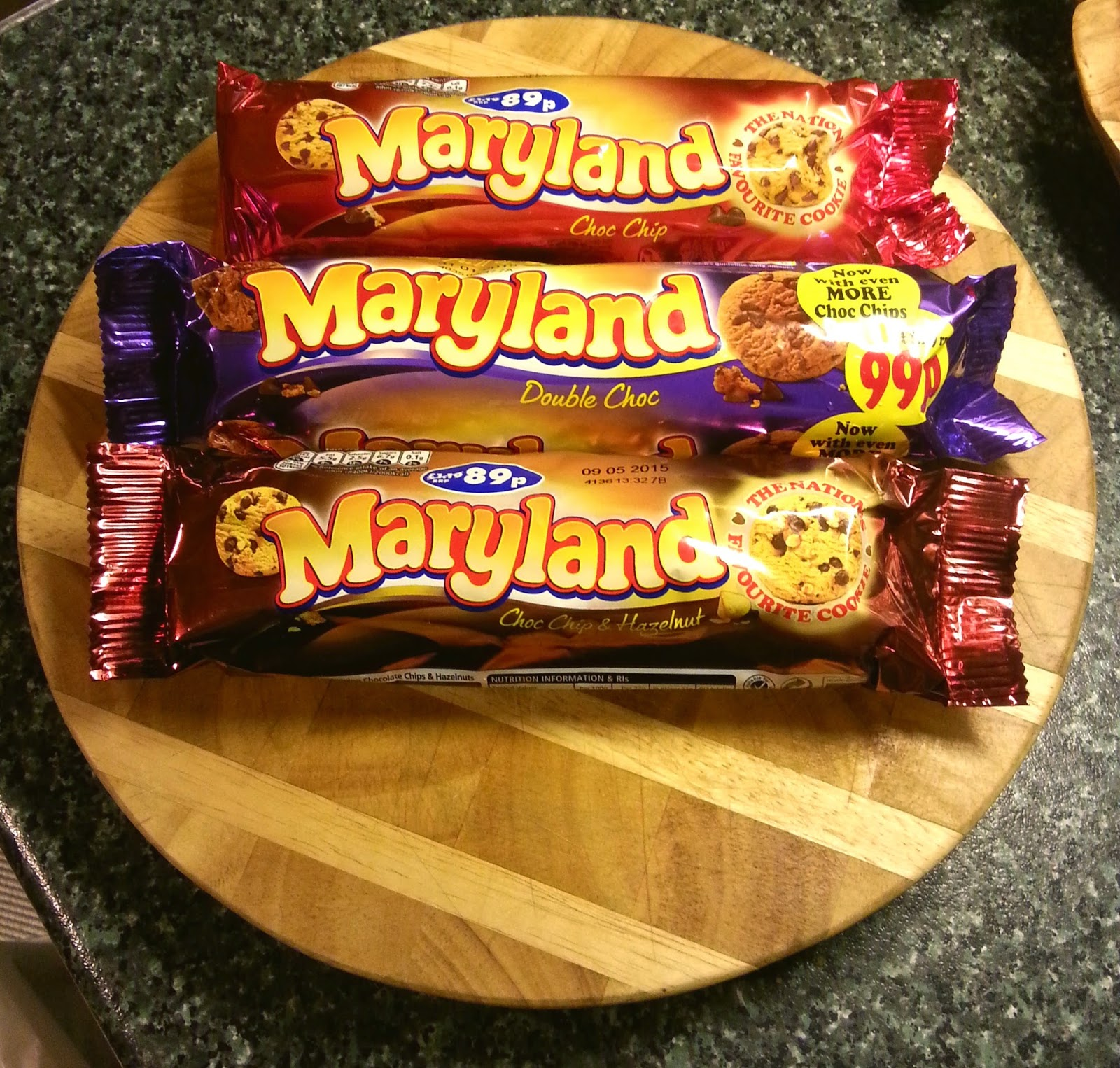 Maryland cookies (29 Things I Learned in London) @TheBareMidriff