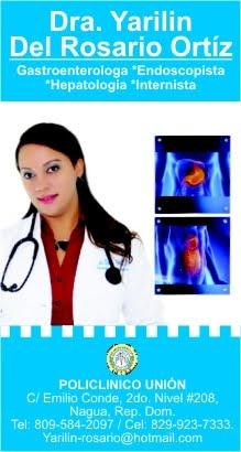 Dra. Yarilin Del Rosario