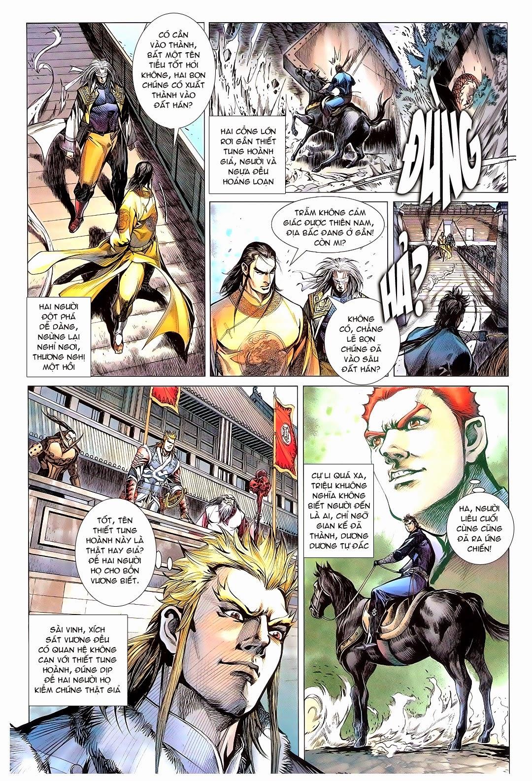 tuoithodudoi.com Thiết Tướng Tung Hoành Chapter 110 - 22.jpg