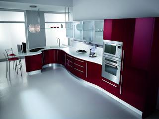 Lindas cozinhas planejadas modernas