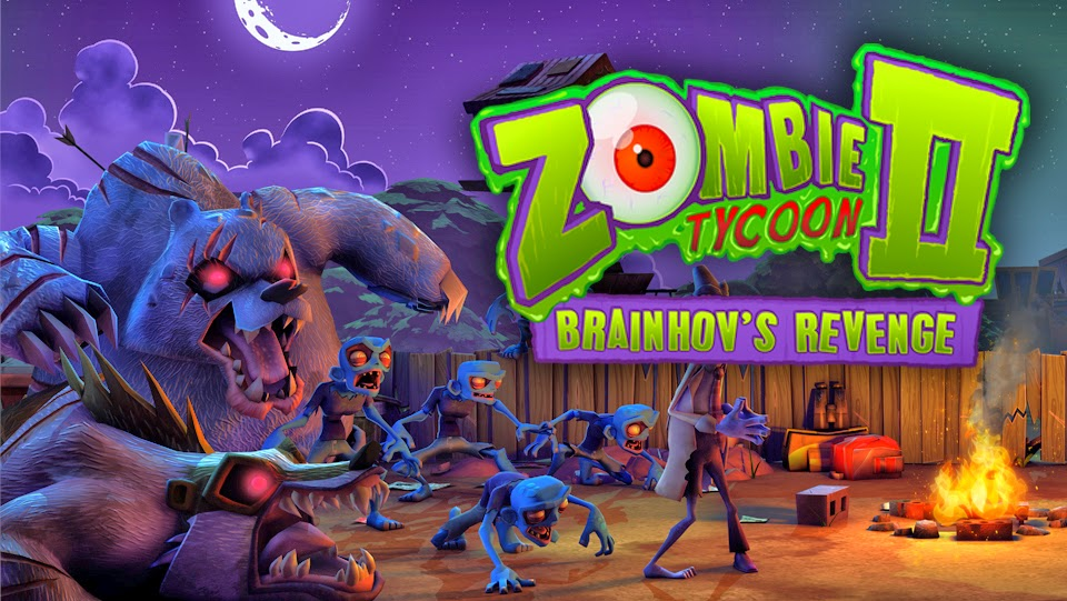 Zombie Tycoon 2 Apk v1.0.3 + Data Full [Tegra 4 / Torrent]
