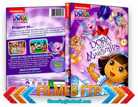Dora no País das Maravilhas 2014 DVD-R OFICIAL