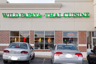 Wild Papaya Thai Cuisine in Kent, Ohio