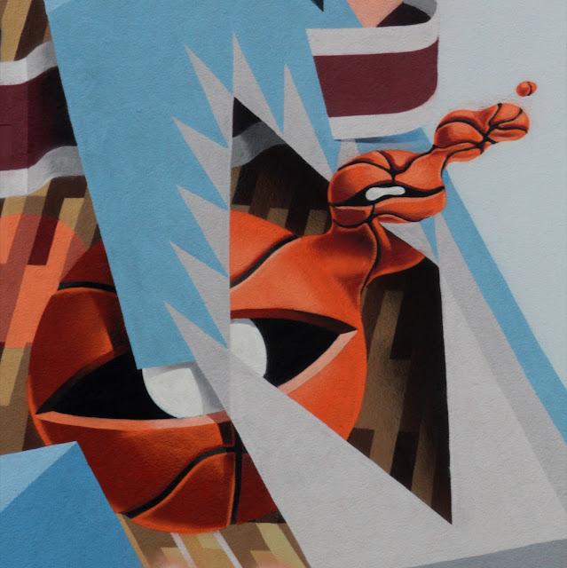 Street Art By Low Bros In Germany For CityLeaks Urban Art Festival. 4