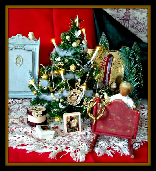 doll house Natale