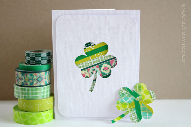 http://underacherrytree.blogspot.com/2014/03/washi-tape-cards-for-st-patricks-day.html