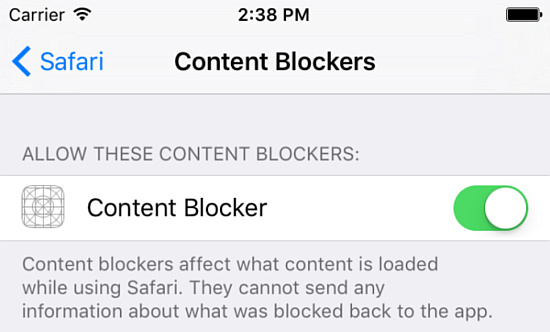 Apple to adopt ad-blocking in iOS 9?