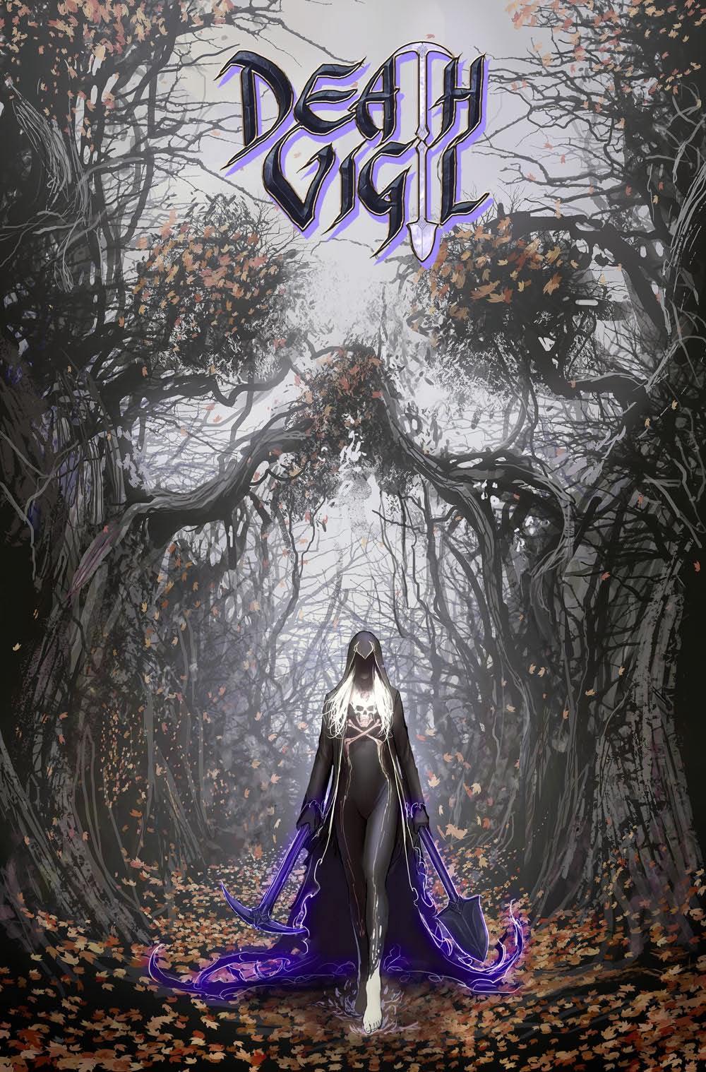 Death Vigil Issue #8 #8 - English 1