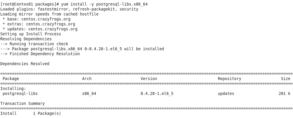 Linux FTP Server